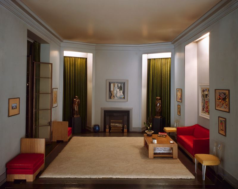 Rooms: Meet Me In Philadelphia: Interiors At 1:12 Scale