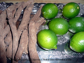 Brindavan Pure Veg Karnataka Recipes Makali Beru Nimbekai