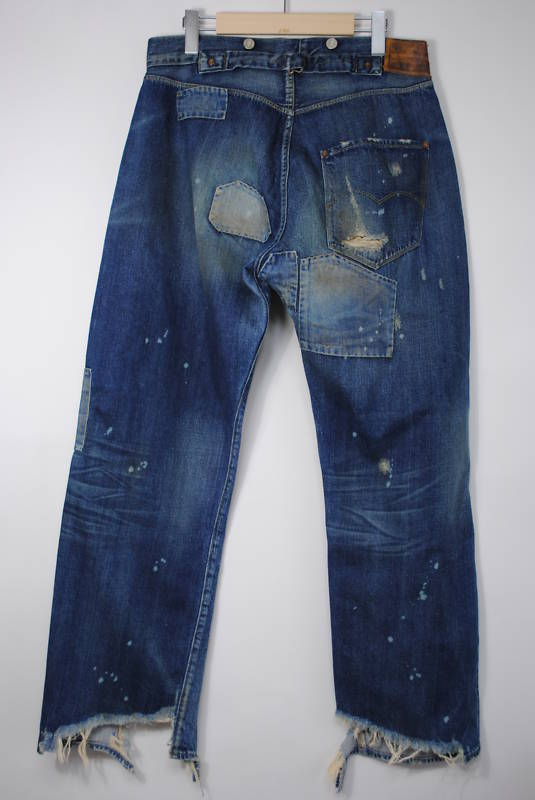 b6ab87cb LEVI'S VINTAGE CLOTHING (LVC) 2005AW collection special edition model,  1890's 501xx