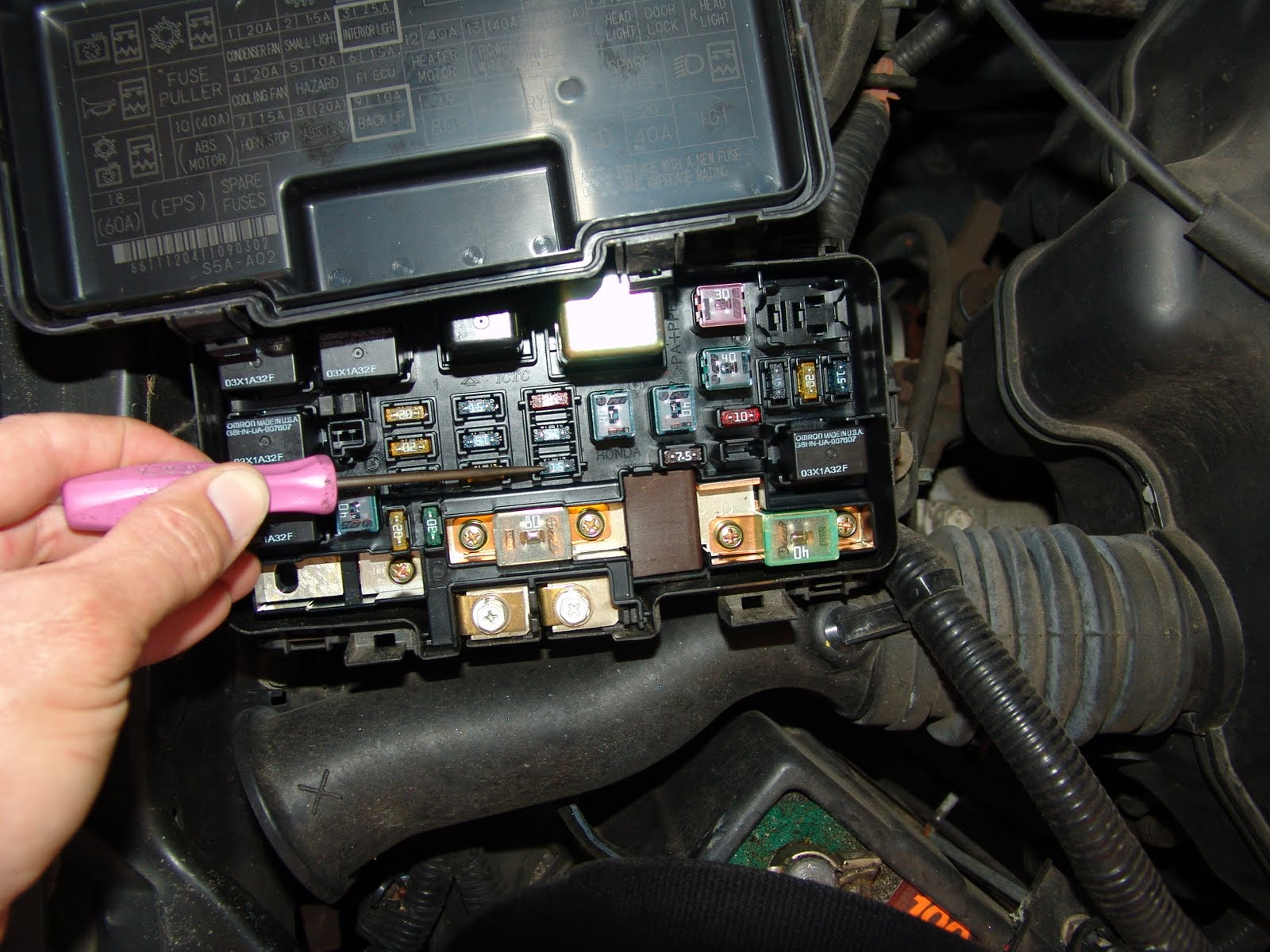 Honda Fuse Part Number Find Wiring Diagram 2012 Pilot Box Need Help Installing Led Interior Glow Lights Clubcivic Com Rh Catalog Parts