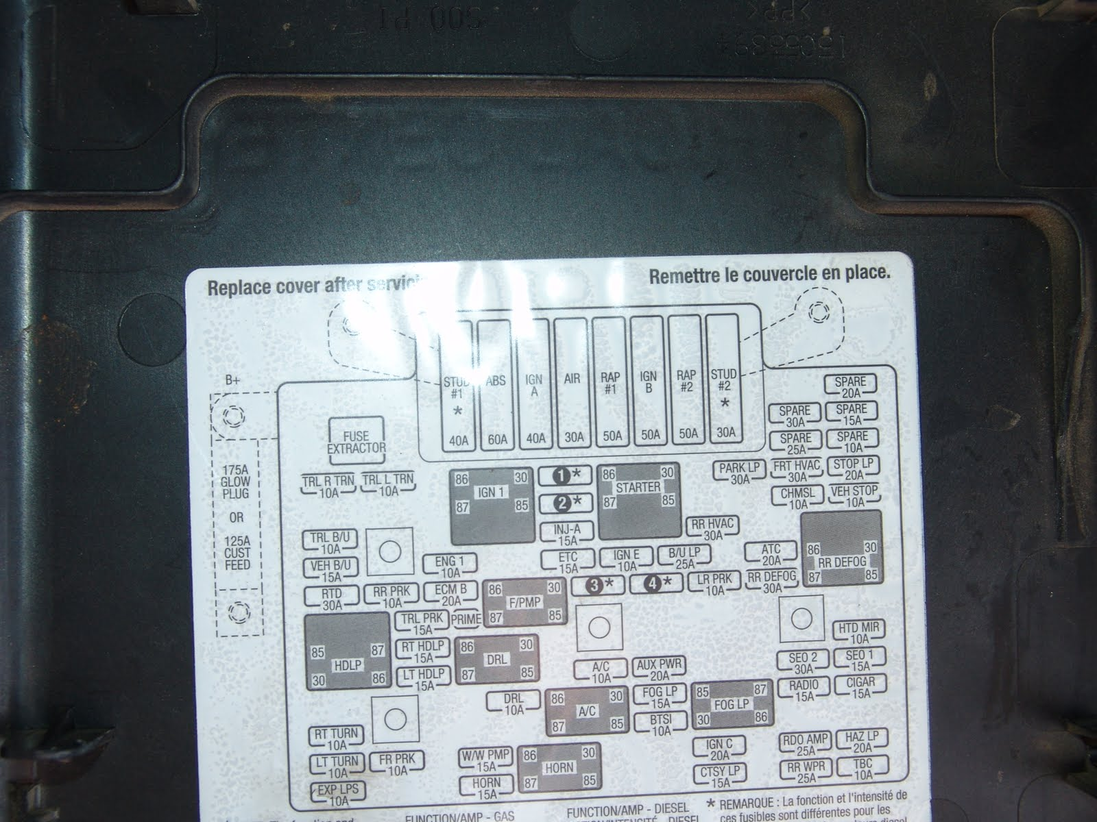 Kenworth Fuse Box Diagram : T wiring diagram peterbilt fuse panel