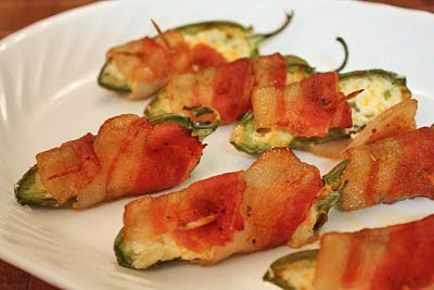 Bacon Jalapeno Poppers I One Lovely Life