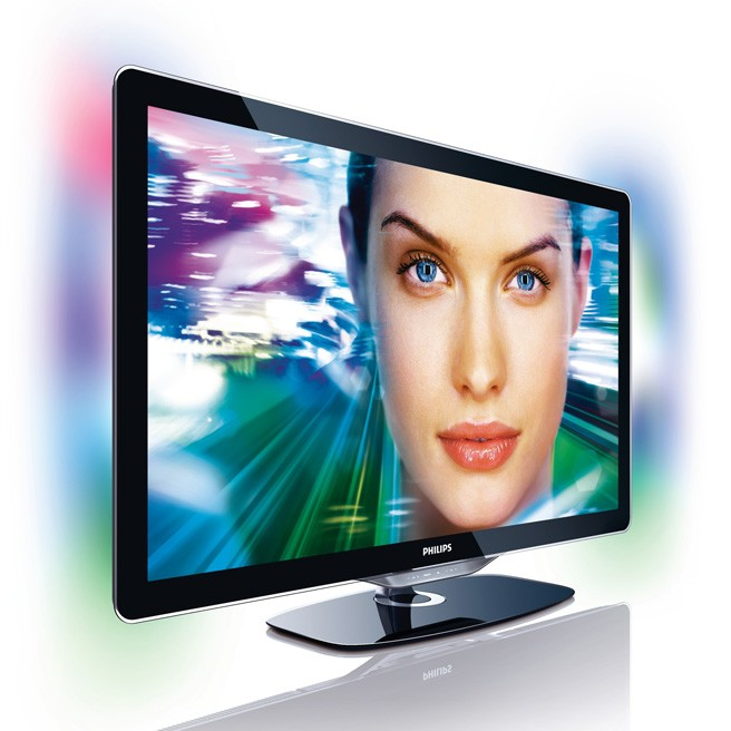 Just 3D TV: Philips 46PFL8605K/02 3D Ready LCD TV
