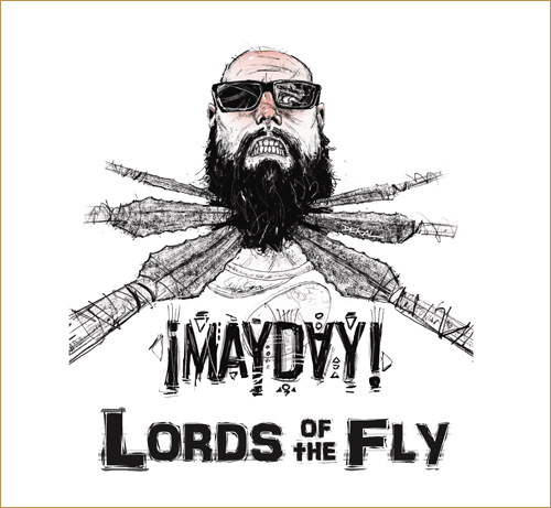 ¡MAYDAY! - LORD OF THE FLY (MIXTAPE)