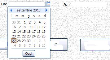 Calendario Settembre 2007.Programmare In Come Inserire Il Calendario In Una