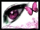 Eye & Butterfly