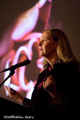 Joyce Tenneson speaking