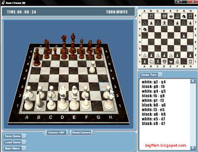 تحميل لعبة real chess للكمبيوتر