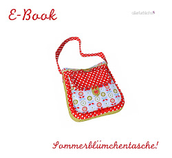 Ebook Sommerblümchentasche!