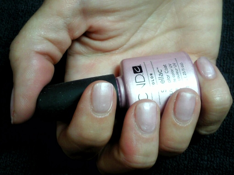 Shellac Strawberry Smoothie Here s another shot of the