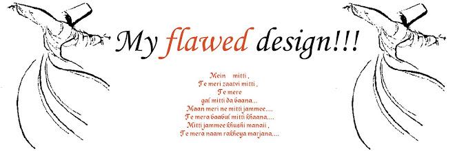 my flawed design