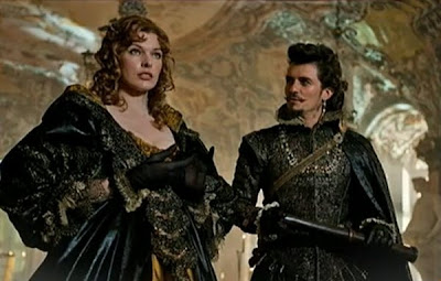 Three Musketeers Film