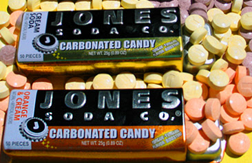 Jones Soda Candy