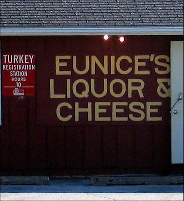 Eunice's Liqour & Cheese