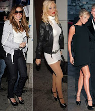 Jennifer Lopez, Christina Aguilera, Victoria Beckham
