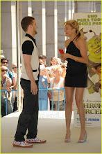 Cameron Diaz y Justin Timberlake (mi superamor)