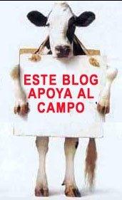 Este Blog apoya el Campo