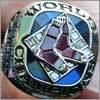 2007 World Series ring