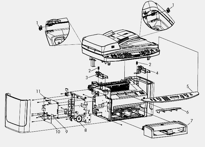 Computación e Informática: Ayuda para armar o desarmar una