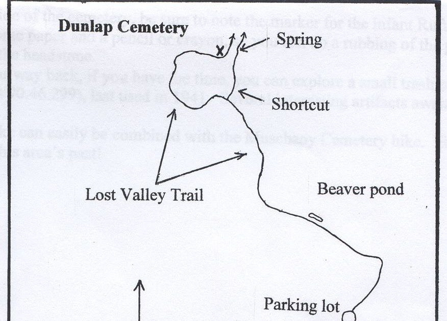 The TNT Story: Dunlap Cemetery Hike
