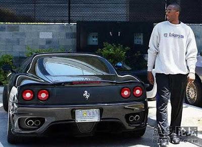 Ferrari Driving School >> NBA Cars: More Cars of NBA players