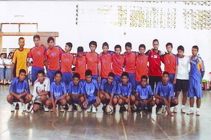 Tim Futsal SMAGA