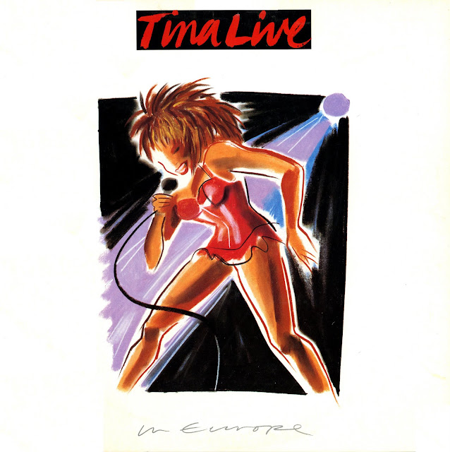 TINA TURNER        ROCK AND ROLL MUSIC