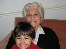 Yvonne and Grandson