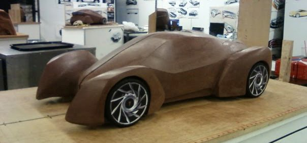 2020 Pontiac Trans Am (Soon Cadillac) | Design is a 3D ...