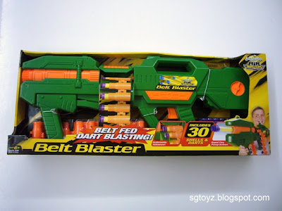 Buzz Bee Toys Belt Blaster 120