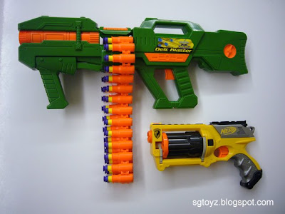 Buzz Bee Toys Belt Blaster 5