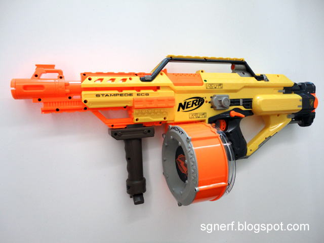Duck And Cover View Topic So I Painted A Nerf Gun