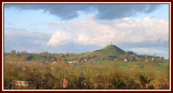 Glastonbury of the Isle of Avalon
