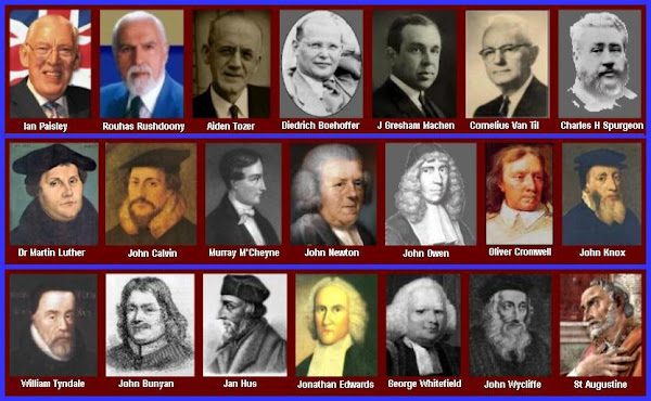Calvinists of Renown