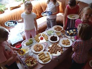 Koken in de brouwerij kinderbuffet - Buffet jaar ...