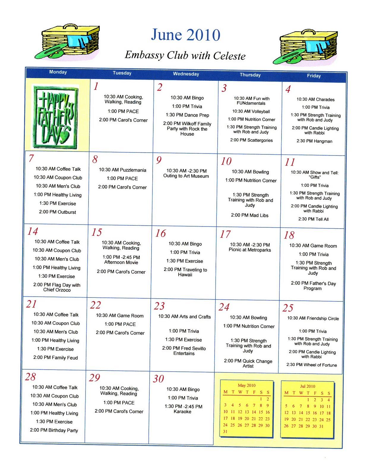 calendars adult 2010