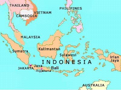 milozjam: World Map Bali