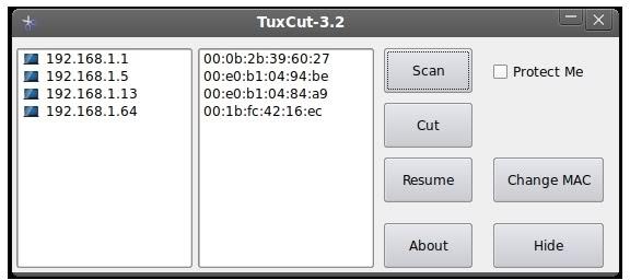 Rose Network Free Download Netcut On Linux Tuxcut 3 2