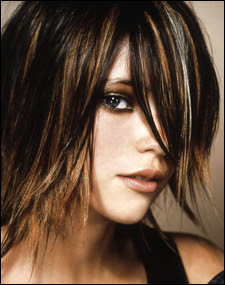emo haircuts for girls