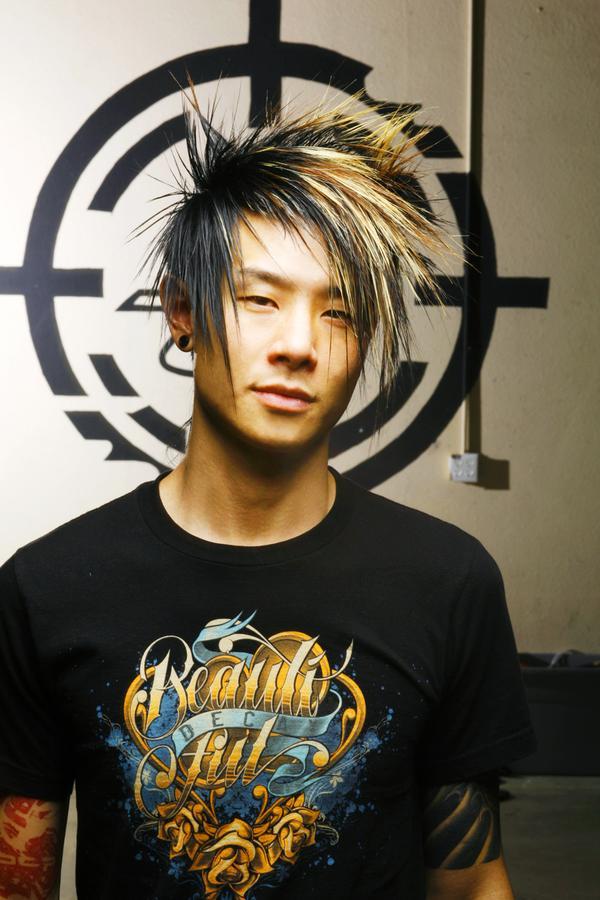 Asian hair Style
