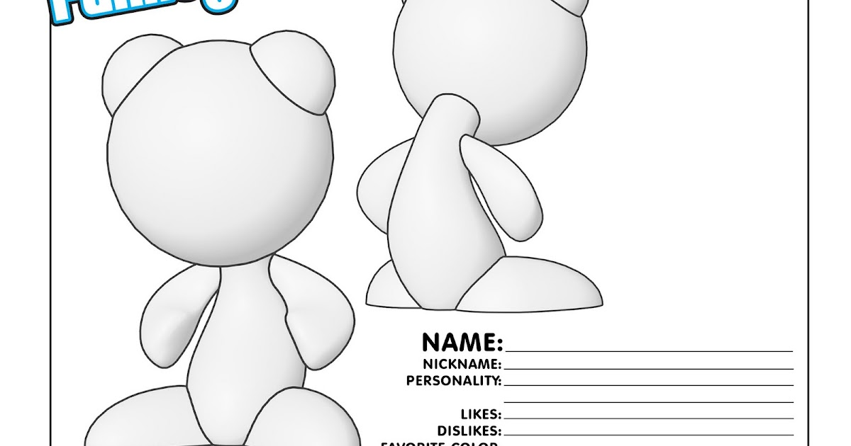 ub funkey coloring pages - photo#1