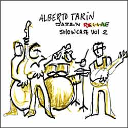 ALBERTO TARIN - Jazzin Reggae Showcase vol. 2 - CD