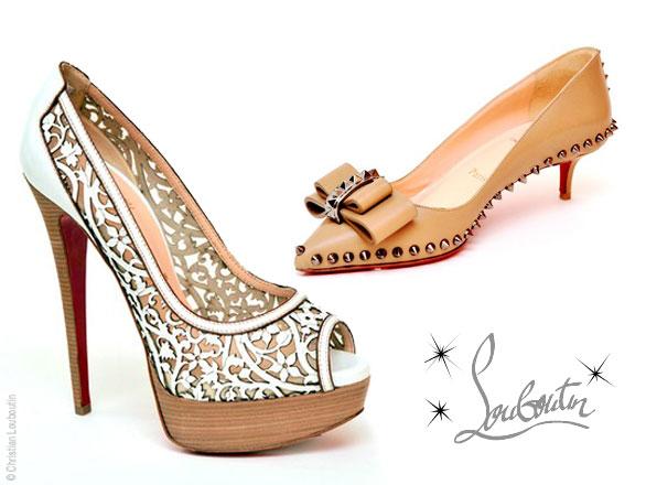 le dernier 6e7c6 e72b8 Christian Louboutin : Chaussures Printemps Ete 2011 ...