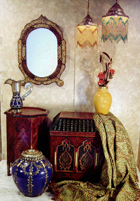 decorology Moraccan and Middle Eastern Furniture