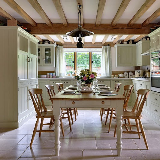 Dreamy Dining Rooms And Kitchens