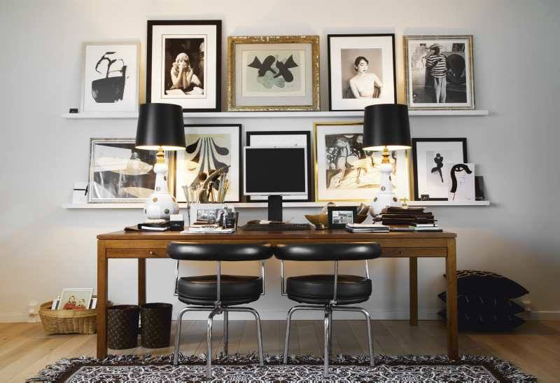 A chic and timeless Scandinavian home | Decor Happy