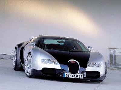 Bugatti Veyron Awesome