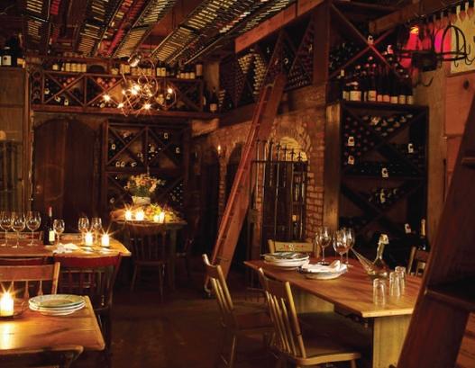 Bacaro Italian Restaurant Nyc