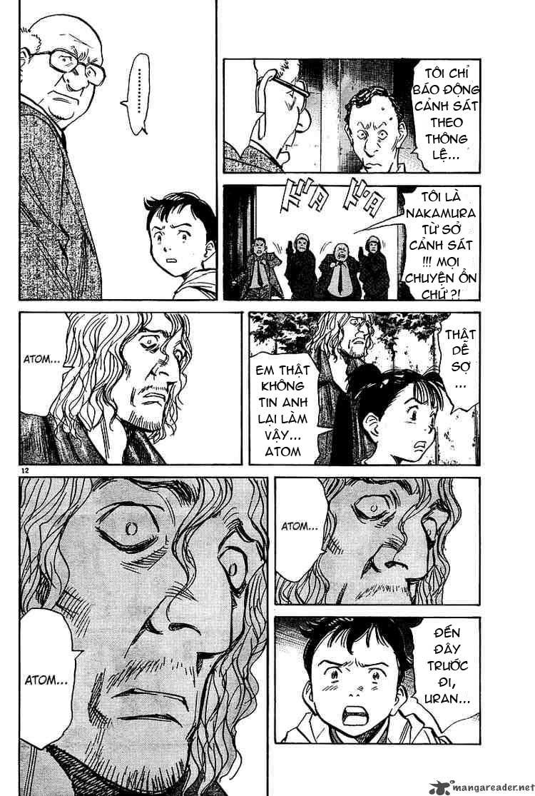 Pluto chapter 23 trang 13