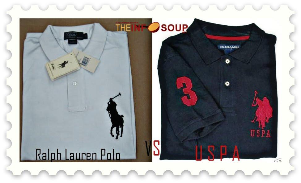 Ralph Lauren Polo VS. USPA  95315a05844fa